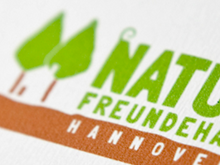 Corporate Design - Naturfreundehaus Hannover